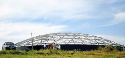 El plazo inicial de ejecución del proyecto del Acueducto Chicamocha era de 18 meses, pero en junio pasado ya cumplió dos años de trabajos.