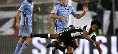 Alarma en la Selección Colombia por posible lesión de Cuadrado