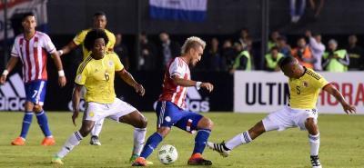 Paraguay mostró sus 'cartas' para enfrentar a Colombia en las Eliminatorias