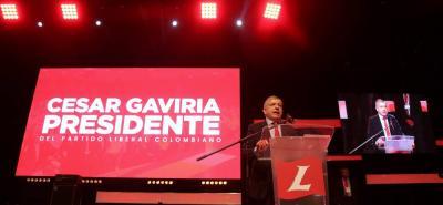 El congreso nacional Liberal terminó con la baja de dos de sus precandidatos presidenciales, Juan Manuel Galán y Viviane Morales, por inconformismo con la colectividad roja.