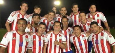 Paraguay se quedó sin su delantero titular para el partido contra Colombia.