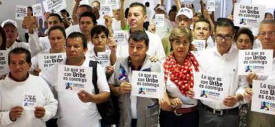 El Centro Democrático en Santander le apuesta a obtener por lo menos dos curules en la Cámara de Representantes en las próximas elecciones legislativas de 2018.