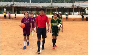 Los festivales Ponyfútbol se tomaron las canchas de Bucaramanga y mientras las niñas ya llevan dos jornadas, hoy empieza el torneo de niños de 8 y 9 años.