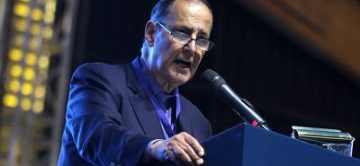 Ad portas del reinicio del ciclo de conversaciones con el Eln, el jefe negociador del Gobierno con esa guerrilla, Juan Camilo Restrepo, pidió el respaldo de su partido para ese proceso.