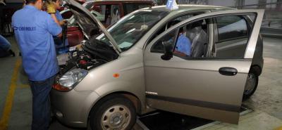 Por lo menos el 51% de los vehículos que circulan por las vías del país no cuenta con revisión tecnico-mecanico.