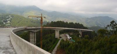 Se han invertido $45 billones en Gobierno de Colombia ha invertido en siete años $45 billones en infraestructura