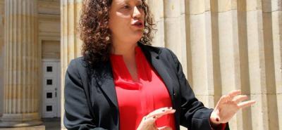 Según la representante Angélica Lozano, la consulta anticorrupción necesita de 11 millones de votos para ser aprobada.