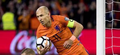 Holanda se quedó afuera del Mundial, mientras que Portugal y Francia se aseguraron un cupo