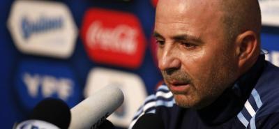 Sampaoli fue entrenador de la Selección de Chile entre el 2016 y 2016.