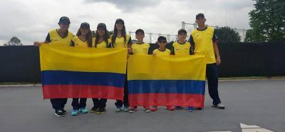 Santandereanas comandarán equipo nacional de tenis en Bolivia