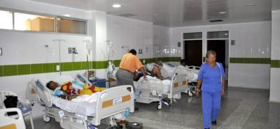 Solicitan pago de $1.200 millones por atención a venezolanos en hospitales de Santander