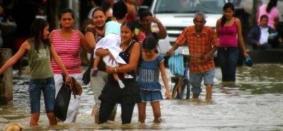 El proyecto más grande es 'El Rubí', en Rionegro, en donde 240 familias damnificadas esperan la construcción de sus viviendas.