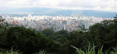 La administración municipal insistió en que ninguno de los predios de los cerros orientales donde se va a desarrollar el parque es de propiedad del alcalde Rodolfo Hernández.