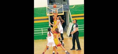 La final del Torneo Nacional Infantil de baloncesto femenino la disputaron Valle y Bogotá, quedándose con el título el quinteto del suroccidente del país tras ganar 60 - 49.