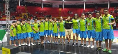 El Club Aurelio Martínez cumplió con una destacada participación en el Open Copa Cesar de Taekwondo Ranking Nacional, que se desarrolló el fin de semana pasado en Valledupar.