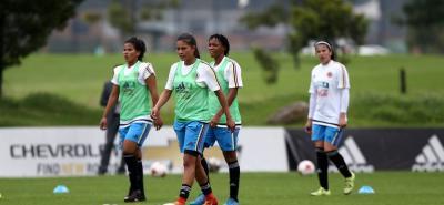 La Selección Colombia Femenina de Fútbol ya trabaja con miras a la próxima Copa América.