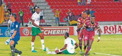 Ante Deportes Tolima, Atlético Bucaramanga mostró orden táctico y solidez defensiva, pero le faltó más volumen de ataque y profundidad para agredir a los 'pijaos'.