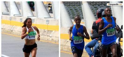 Daniel Muindi Muteti y Diana Landi fueron los respectivos ganadores en las categorías élite masculina y femenina.