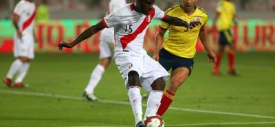Una de las pruebas presentadas por el abogado demandante (que no representa a la Federación de Fútbol de Chile) es la conversación que tiene Falcao con algunos jugadores peruanos.