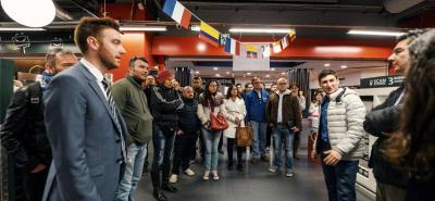 Los exportadores colombianos llegaron a París desde el pasado  lunes con el fin de cumplir con una agenda que incluye eventos académicos y visitas de campo.
