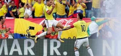 La Federación Colombiana de Fútbol confirmó los rivales que tendrá la tricolor en los partidos preparatorios del mes de noviembre, de cara al Mundial de Rusia 2018. A final de esta semana o a comienzo de la otra, se espera que el técnico José Pékerman entrega la lista de convocados.
