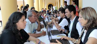 Nuevamente Bucaramanga con menos desempleados.