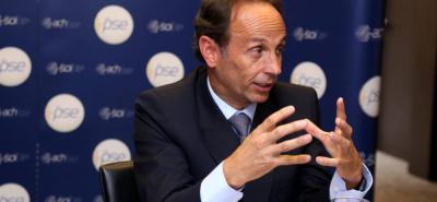 Gustavo Vega, presidente de ACH Colombia, aseguró que sólo, a través de la plataforma PSE, se realizan mensualmente en Colombia 3.5 millones de transacciones.