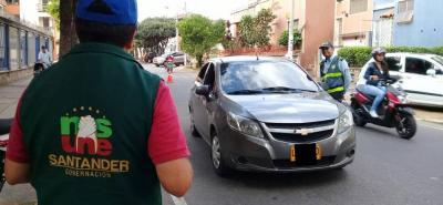 El 20% del recaudo del impuesto vehicular se destina a los municipios en donde los contribuyentes hayan registrado la dirección en el momento de la liquidación.