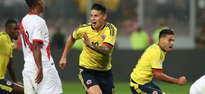Fifa anunció que no tomará ninguna medida contra Colombia y Perú