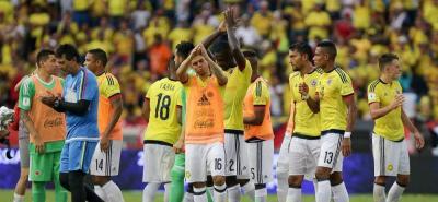 Sin Radamel Falcao y David Ospina Colombia jugará amistosos en Asia