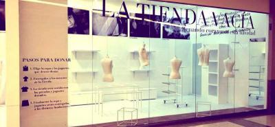 Esta tienda es una iniciativa santandereana, apoyada en la idea original de The Empty Project. Se lanzó en octubre de 2015.