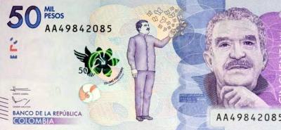 Los falsos mensajes aseguran que estos billetes falsos se identifican al revisar el número de serie.