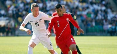 Perú empata 0-0 con Nueva Zelanda y buscará su clasificación en Lima.