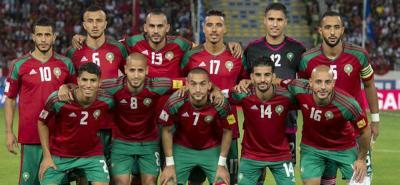 Listos los equipos africanos que jugarán la Copa del Mundo Rusia 2018