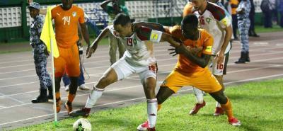 Marruecos derotó 2-0 como visitante a Costa de Marfil y se clasificó ayer a la Copa Mundo de Rusia 2018 en representación de África.