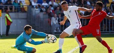 La selección de Perú buscará esta noche, como local ante su par de Nueva Zelanda, asegurar su cupo a la Copa Mundo de Rusia 2018, para lo cual deberá ganarle al combinado oceánico que también se juega sus opciones.