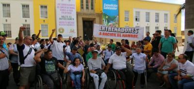 Los deportistas santandereanos continúan la lucha contra el peor de los rivales: la falta de apoyo.
