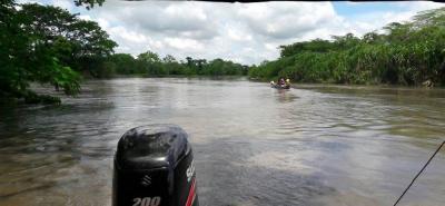 La búsqueda del cuerpo se extendió hasta el sector de Bocas del Sogamoso, en Puerto Wilches.