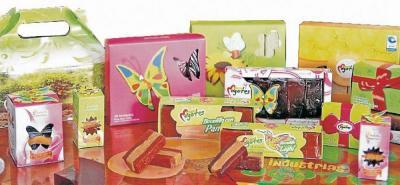 Industrias Mogotes, una empresa familiar dedicada a la fabricación de bocadillos, espejuelos de guayaba, arequipes, y dulces de frutas, entre otros productos.