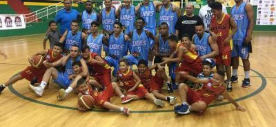 El equipo New Leopardos - Udes se convirtió en el mejor equipo de la fase regular de la Copa Élite T&E de Baloncesto y jugará la semifinal ante Bucaneros de Bogotá.