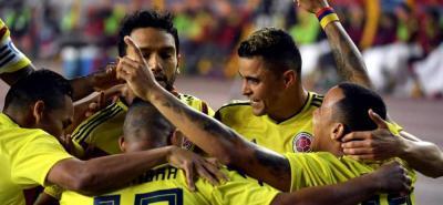 Así le fue a la Selección Colombia en el simulacro de grupos de la Fifa