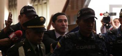 Corte Suprema autorizó extradición del exfiscal Anticorrupción