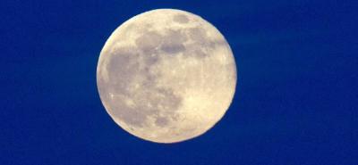 Este fin de semana, la Luna se verá más grande