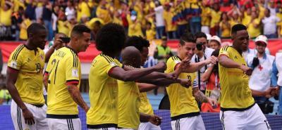 El optimismo de los jugadores colombianos tras conocer sus rivales en el Mundial