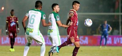 Atlético Nacional, el actual campeón de la Liga Águila, intentará seguir en competencia cuando se mida esta noche en Medellín ante Tolima, en el partido de vuelta de las semifinales. En el encuentro de ida, los 'pijaos' se impusieron 1-0.