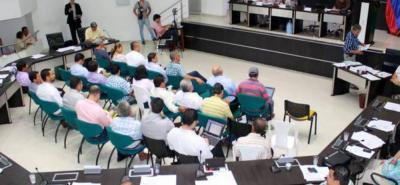 De los 12 procesados, solo el exdiputado José Ibáñez no apeló la decisión de la Procuraduría y por lo tanto la sanción le queda en firme, todos los demás esperan fallo de segunda instancia.