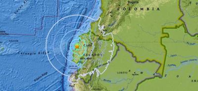 El movimiento telúrico tuvo epicentro en la zona del terremoto ocurrido en 2016.