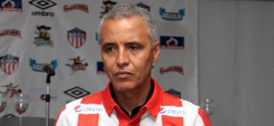 Alexis Mendoza sería el nuevo director técnico del Junior de Barranquilla