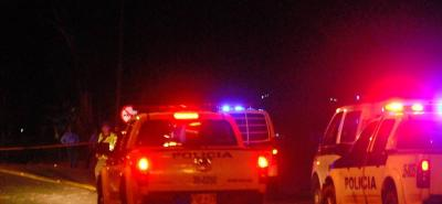 Balacera en Bucaramanga dejó tres heridos