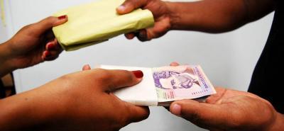 Las autoridades recomiendan tomar precauciones con el dinero en esta temporada de fin de año.